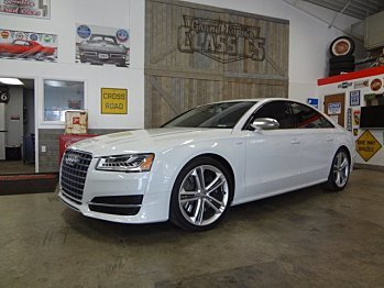 2015 Audi S8 for sale 100975101