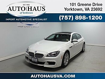 2015 BMW 650i Gran Coupe xDrive for sale 100962153