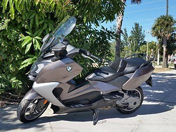 2015 BMW C650GT for sale 200530101