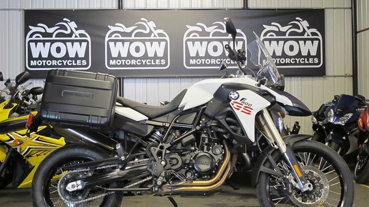 2015 BMW F800GS for sale 200423095