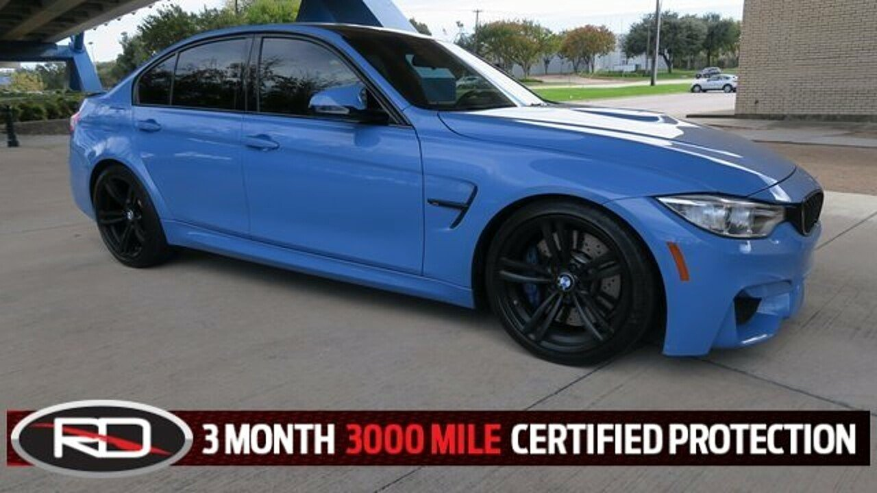 2015 BMW M3 for sale 100926037