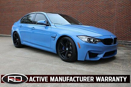 2015 BMW M3 for sale 101004390