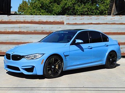 2015 BMW M3 for sale 101044482
