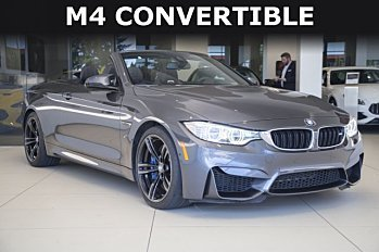 2015 BMW M4 Convertible for sale 100996096
