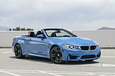 2015 BMW M4 Convertible for sale 100981548