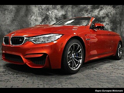 2015 BMW M4 Convertible for sale 101007847