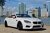 2015 BMW M6 Convertible for sale 100832852