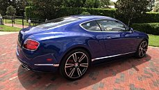2015 Bentley Continental GT V8 S Coupe for sale 100893215