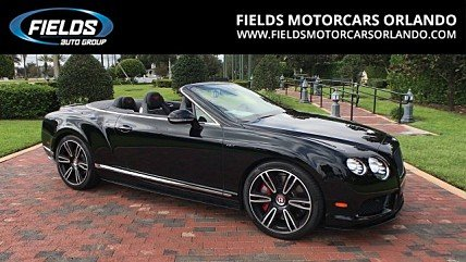 2015 Bentley Continental GT V8 S Convertible for sale 100896624