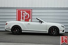 2015 Bentley Continental GT V8 S Convertible for sale 100971979