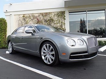2015 Bentley Flying Spur V8 for sale 100847866