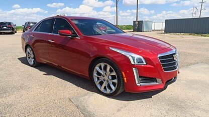 2015 Cadillac CTS for sale 100891717
