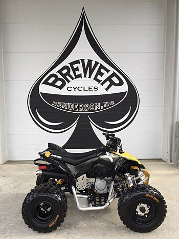2015 Can-Am DS 90 for sale 200520100