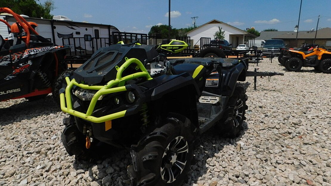 2015 Can-Am Outlander 1000 for sale 200597479