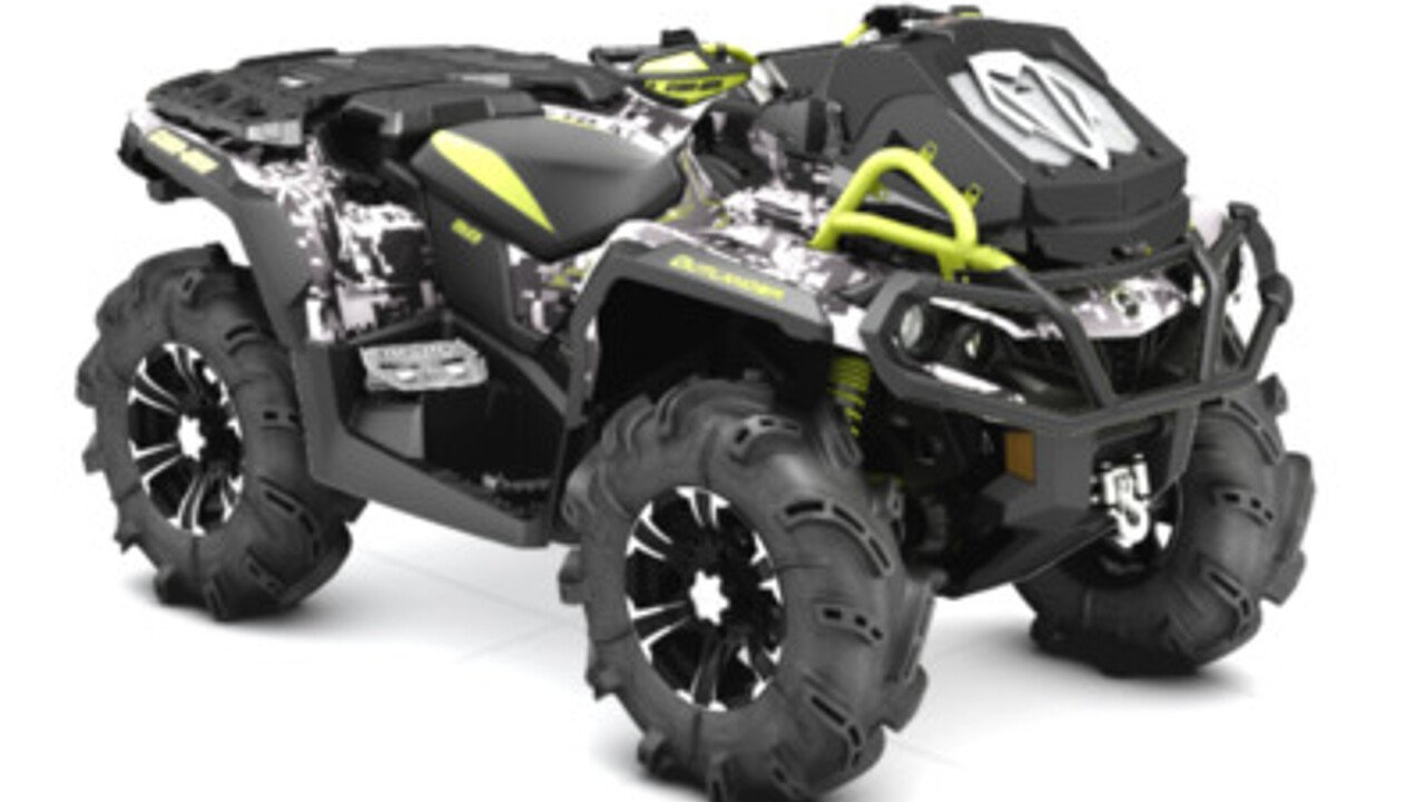 2015 Can-Am Outlander 1000 for sale 200621473