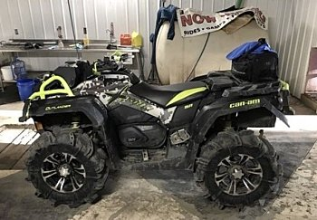 2015 Can-Am Outlander 1000 for sale 200648205