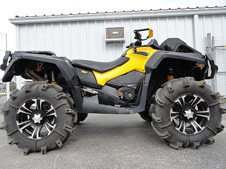 2015 Can-Am Outlander 1000 X mr for sale 200629331