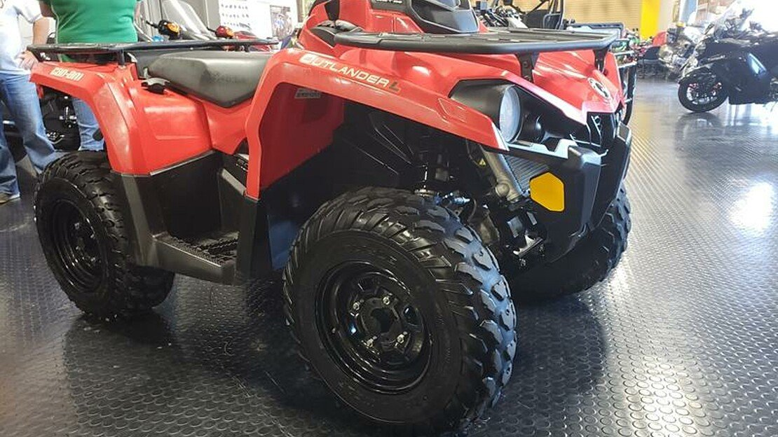 2015 Can-Am Outlander 500 for sale 200628761