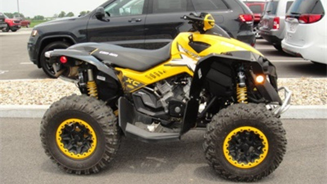 2015 can am renegade 800r x xc for sale near staunton illinois 62088 motorcycles on autotrader. Black Bedroom Furniture Sets. Home Design Ideas