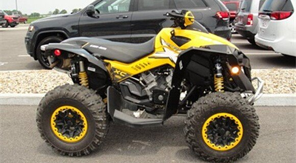 2015 Can-Am Renegade 800R X xc for sale 200478580