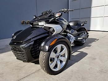 2015 Can-Am Spyder F3 for sale 200349876
