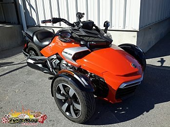 2015 Can-Am Spyder F3 for sale 200519832