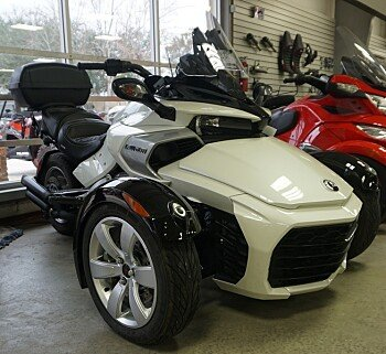 2015 Can-Am Spyder F3 for sale 200570112
