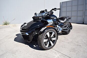 2015 Can-Am Spyder F3-S for sale 200349877
