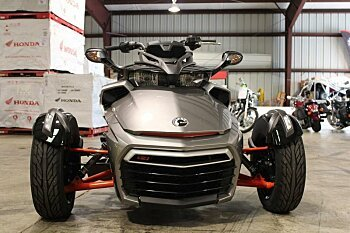 2015 Can-Am Spyder F3-S for sale 200360586