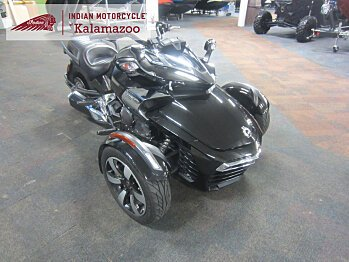 2015 Can-Am Spyder F3-S for sale 200570872