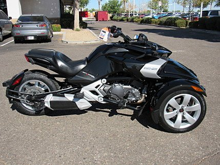2015 Can-Am Spyder F3-S for sale 200503612