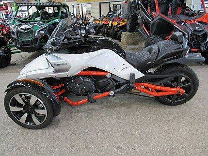 2015 Can-Am Spyder F3-S for sale 200538702