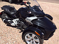 2015 Can-Am Spyder F3-S for sale 200558777