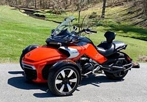 2015 Can-Am Spyder F3-S for sale 200573726