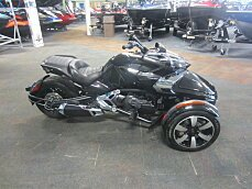2015 Can-Am Spyder F3-S for sale 200580211
