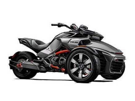 2015 Can-Am Spyder F3-S for sale 200605656