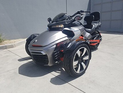 2015 Can-Am Spyder F3-S for sale 200608062
