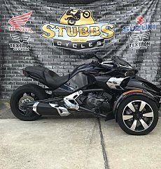 2015 Can-Am Spyder F3-S for sale 200638174