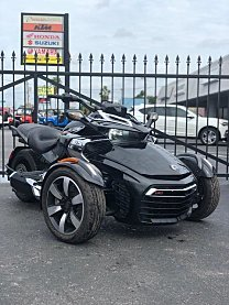 2015 Can-Am Spyder F3-S for sale 200638373