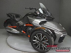 2015 Can-Am Spyder F3-S for sale 200645978