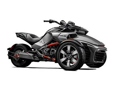 2015 Can-Am Spyder F3-S for sale 200690431