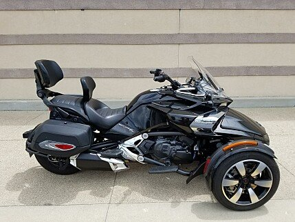 2015 Can-Am Spyder F3 for sale 200583856