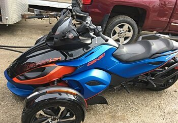 2015 Can-Am Spyder RS for sale 200449041