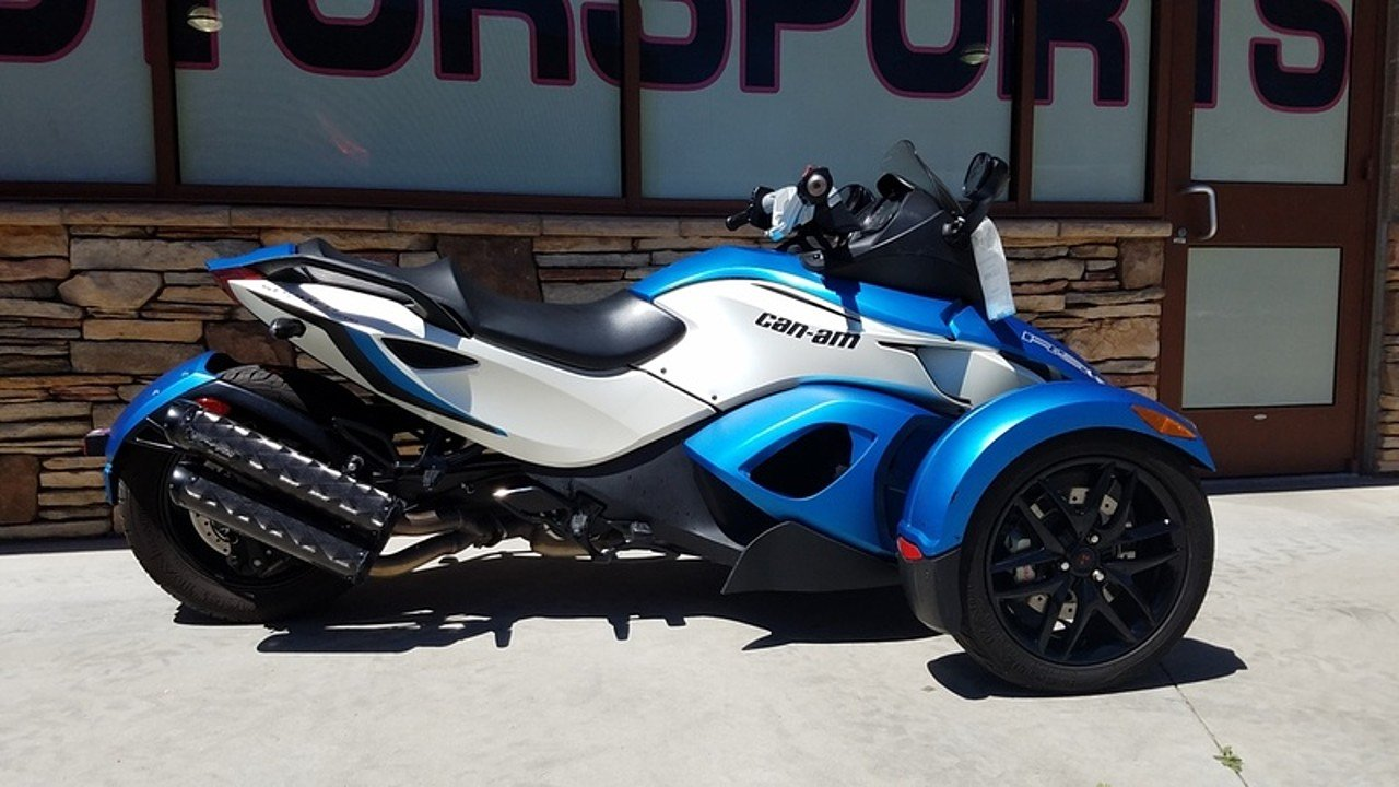 2015 can am spyder rs s for sale near caldwell indiana 83605 motorcycles on autotrader. Black Bedroom Furniture Sets. Home Design Ideas