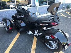 2015 Can-Am Spyder RS for sale 200625838