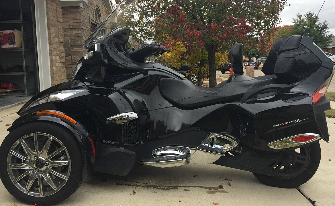 2015 can am spyder rt for sale near saginaw texas 76179 motorcycles on autotrader. Black Bedroom Furniture Sets. Home Design Ideas