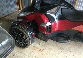 2015 Can-Am Spyder RT for sale 200424627