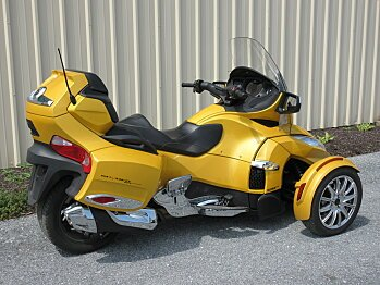 2015 Can-Am Spyder RT for sale 200454616