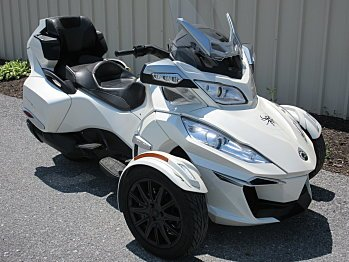 2015 Can-Am Spyder RT-S for sale 200581414