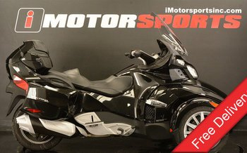 2015 Can-Am Spyder RT for sale 200533567